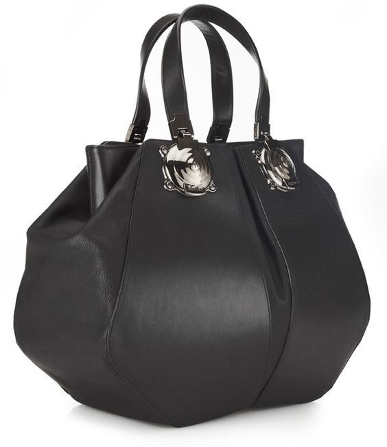 Tamsin Maxi Hobo Bag Black | Handbags | Antler