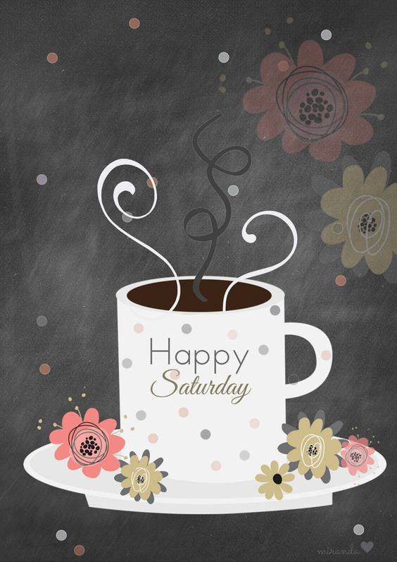 Happy Saturday sweet friends!! Hope you are all having a wonderful weekend! Love and hugs! xoxo: