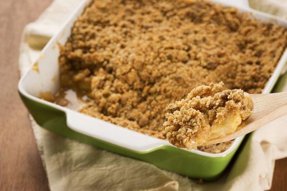 Apple crisp recipes, Apple crisp and Apples on Pinterest