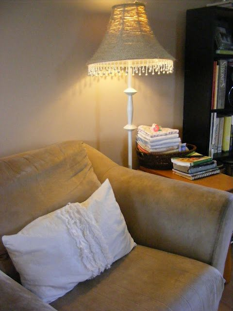 The Complete Guide to Imperfect Homemaking: Setting Up a Cozy Breastfeeding Corner -- Good ideas