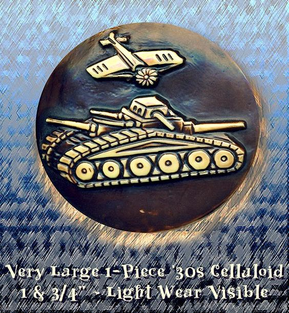 Assorted Antique & Collectible Celluloid Buttons ~ R C Larner Buttons at eBay & Etsy      http://stores.ebay.com/RC-LARNER-BUTTONS