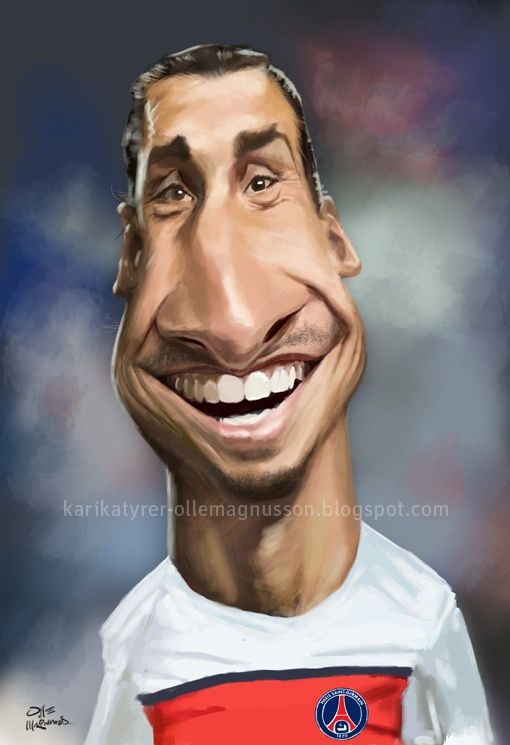 Caricatures and Search on Pinterest