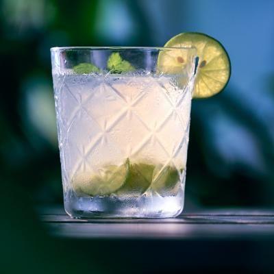 Vodka Rickey Cocktail Recipe
