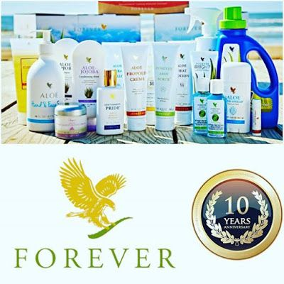 Naomi Wellness: 10 Years anniversary of Forever East Africa