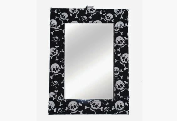 Colorindo o espelho