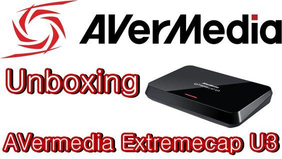 AVerMedia ExtremeCap U3 Unboxing [GER] [HD]