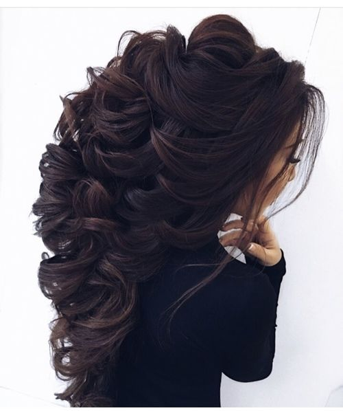 Intensive Bridal Hair Stylist Course Hair Styles Curly Wedding Hair Quince Hairstyles
