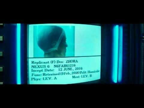 Blade Runner (Trailer Español) Ridley Scott #1982