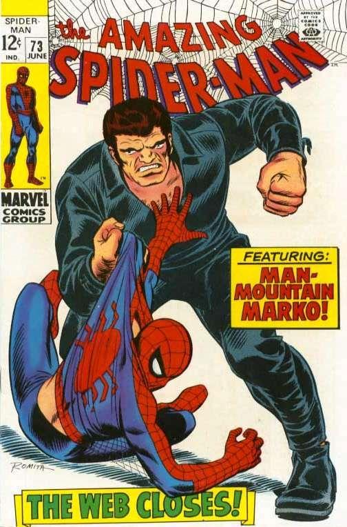 The Amazing Spider-Man (Vol. 1) 073 (1969/06)