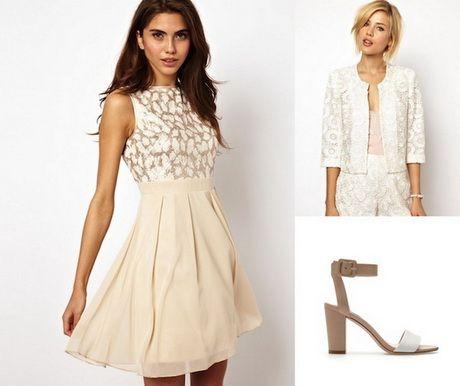 Wonderlijk Feestkleding bruiloft dames | Feestkleding, Jurkjes, Jurken CB-89
