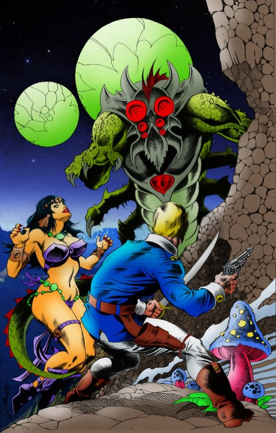 Gulliver of Mars by Incarna Comics — Kickstarter: