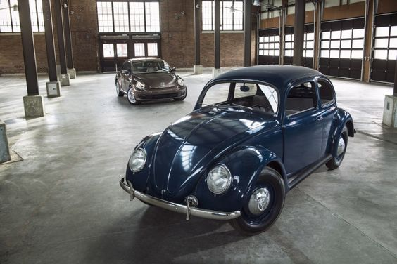 Volkswagen Beetle Celebrates Its 65th Year In The U.S.