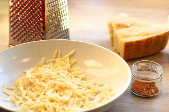 Spicy parmesanchips — MATVRAKBLOGGEN