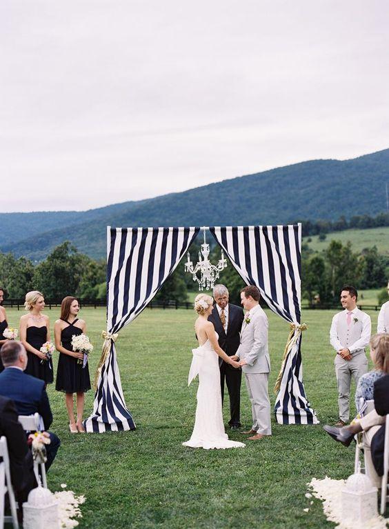 champagne and black groom look #groom #stripedtie #weddingchicks www.weddingchicks...