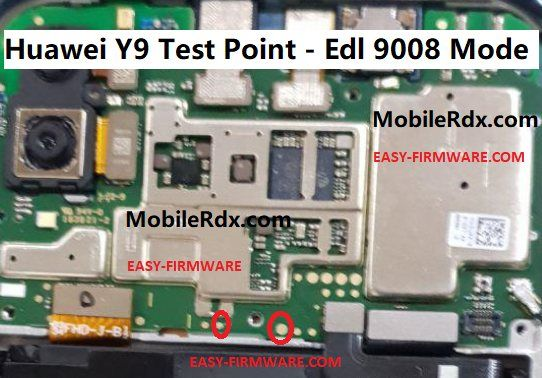 Huawei Y9 Test Point Edl 9008 Mode Huawei Cell Phone Repair Test