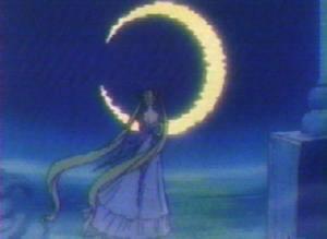 Moon princess - Sailor Moon