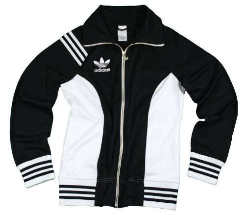 adidas black and white jacket