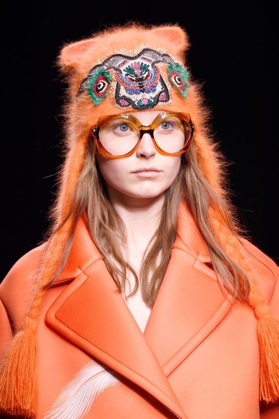 Gucci Fall 2016 Ready-to-Wear by Alessandro Michele: