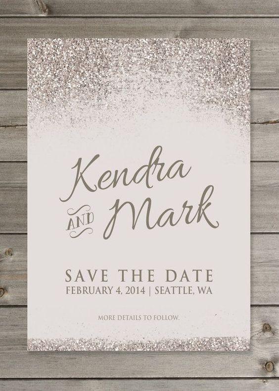 Perfect Save the Date Wedding Ideas We Love - Gaia Design Studios