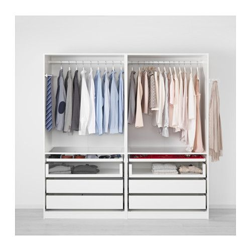 pax wardrobe ikea and wardrobes on pinterest. Black Bedroom Furniture Sets. Home Design Ideas
