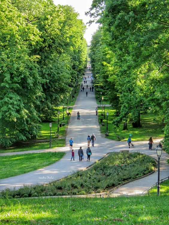 9 Zagreb Parks: Perfect for Spring Days | Croatia Week