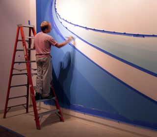 Pinterest the world s catalog of ideas for Painting lines on walls