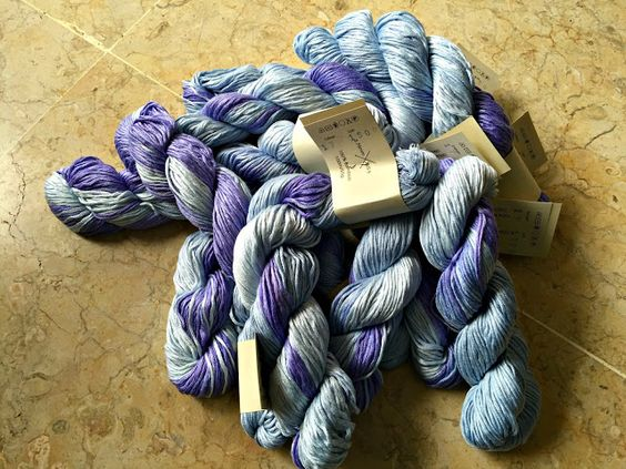just saying ...: New Year, New Wool ...
