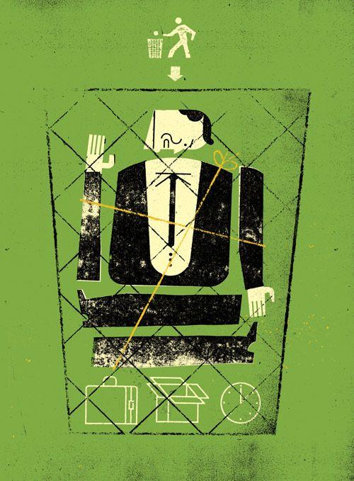 """""""unemployment"""" by Curt Merlo"""