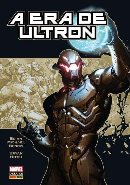 Era de Ultron - Marvel Deluxe - MonsterBrain