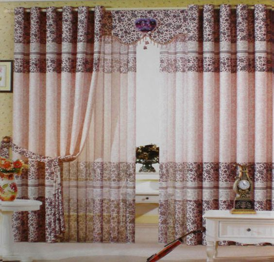 Modern Living Room Curtains Design Contemporary  Room Design Beauteous Living Room Curtain Design Inspiration Design