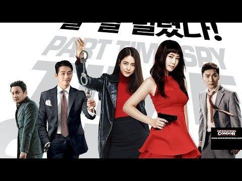 فيلم الأكشن والكوميديا الكوري جاسوسة بدوام جزئي مترجم كامل Comedy Movies Latest Comedy Comedy