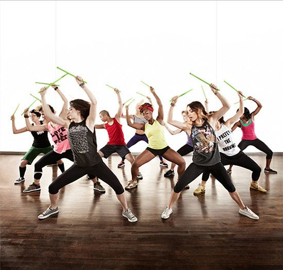 Instructed an #amazing #pound class tonight! #Rhythm was on point ...
