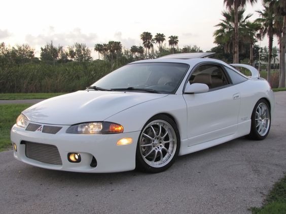 1999 Mitsubishi Eclipse GST