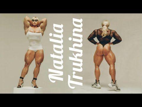 The biggest female bodybuilder