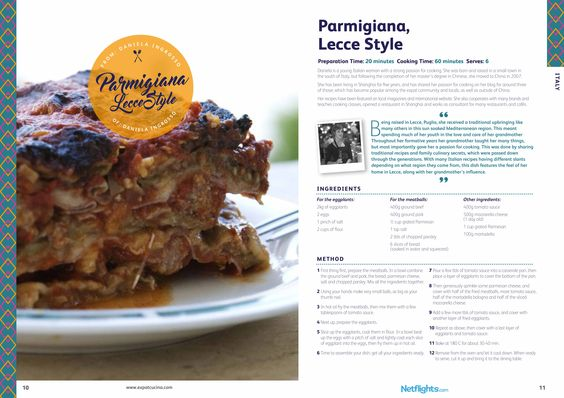 Parmigiana, Lecce Style by Daniela Ingrosso   http://www.expatcucina.com/