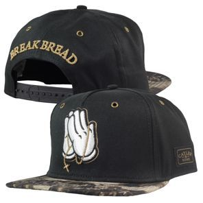 Nouvelle collection 2014 Cayler and Sons - GLDN Break Bread Cap Black/Gold