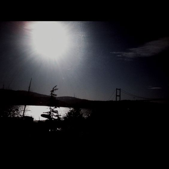 Morning and bridge