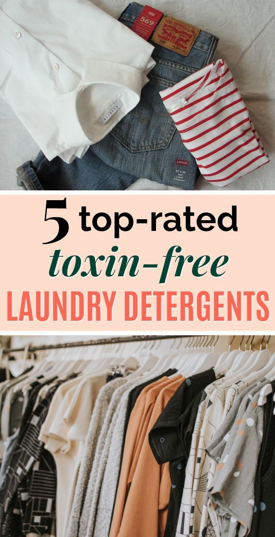 Guide To The Best Green All Natural Laundry Detergents Best