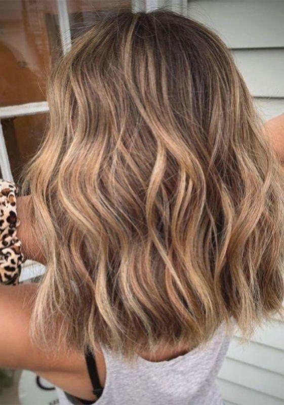 Beste Ideen Fur Balayage Haarfarben Fur 2020 In 2020 Balayage Kurze Haare Balayage Frisur Kurze Haarfarbe