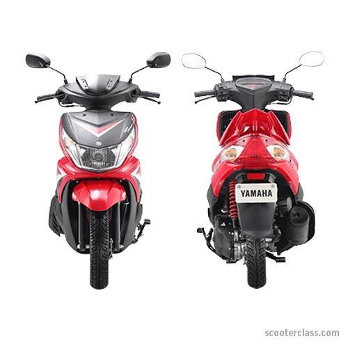 Yamaha Ray Zr Price Colours Images Models Mileage