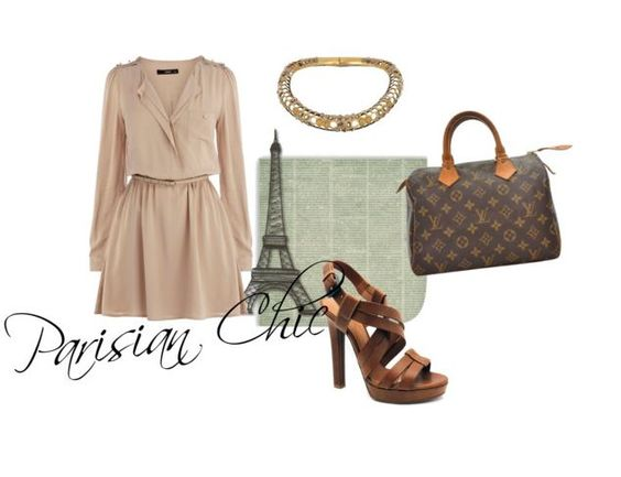 fashion outfits ideas   1970s Fashion Inspired Outfit Ideas  Parisian Chic