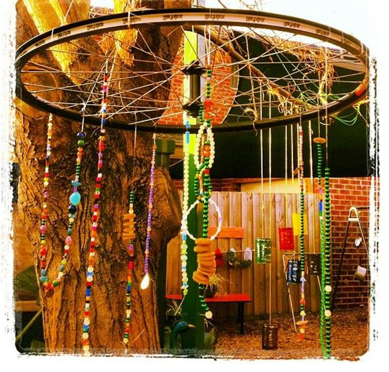 Bicycle Wheel Wheel Chandelier And Bicycles On Pinterest
