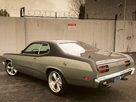 Kenny Wayne Shepherd's 1970 Plymouth Duster
