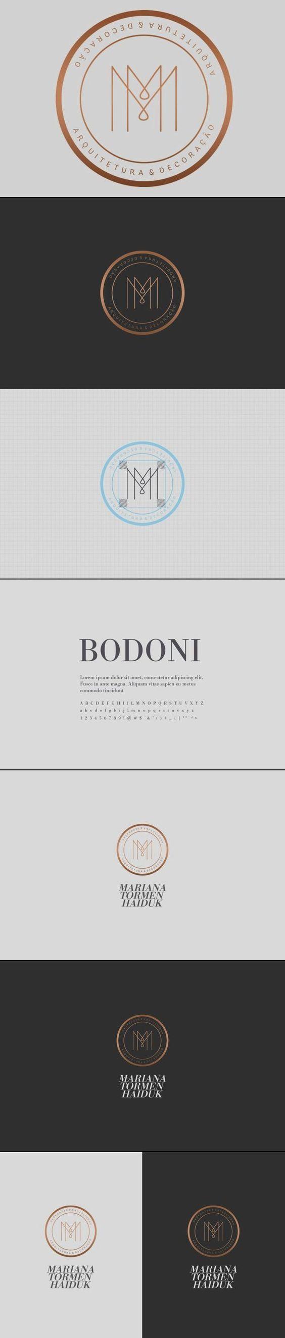 note mariana tormen haiduk architecture logo design brand identity by estu00fadio alice via