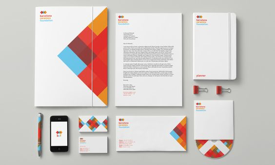 Branding for Barcelona Ceramics Foundation