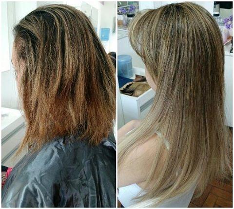 Mega Hair Ponto Americano O Que E Vantagens Passo A Passo E