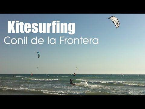 KITESURFING Conil de la Frontera | Spain (HD)