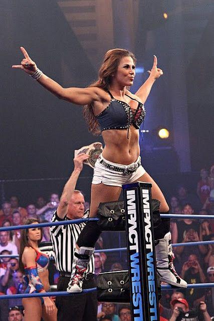 TNA Knockout Mickie James