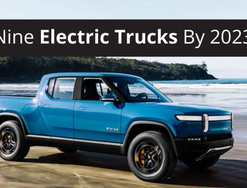 In Just A Few Short Years There Could Be Up To Nine Electric