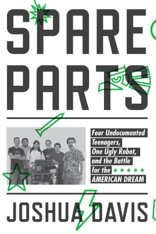 Spare Parts, updates the four men's story in the decade following their historic robotics competition win.
